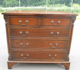 Georgian Style Mahogany Chest of Drawers